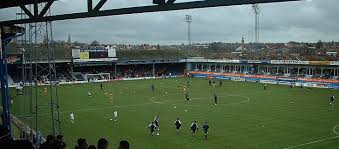 Where else can you access a ground by entering through a terrace of. Luton Town Fc Kenilworth Road Stadium Guide English Grounds Football Stadiums Co Uk