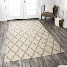 big accent rug rizzy home swing new zealand wool blend hand woven dhurrie