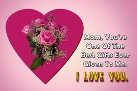 I Love You Mom Quotes Mesmerizing 48 I Love You Mom Quotes From Daughter Sweet Love Messages