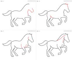 Small Picture Horse Pictures To Coloring Pages Coloring Page