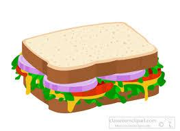 sandwich clipart. Perfect Clipart Chicken Sandwich Food Clipart Size 69 Kb With Sandwich Clipart N