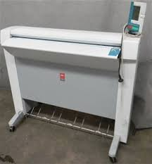 <b>Oce TC4</b> Model -01015 high quality wide format scanner, S/no ...