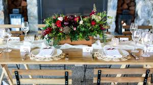 rectangle table total cost 170 per table package includes two small vases and one larger vase of flowers per table