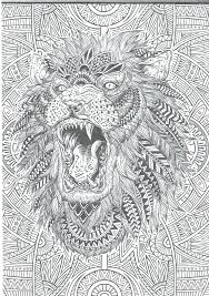 Free Printable Coloring Pages For Adults Advanced Timelinerepairinfo