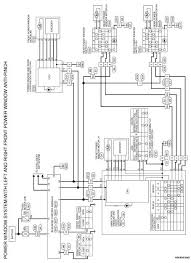 power window switch wiring diagram manual power nissan altima 2007 2012 service manual front power window switch on power window switch wiring diagram