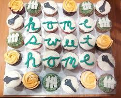 housewarming party cupcakes