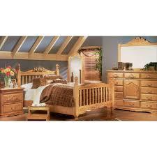 Oak Bedroom Furniture Hand Carved Oak Bedroom Furniture Wayfair