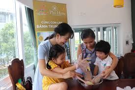 Workshop] Phú Hưng Life cùng con làm bánh đón Trung Thu - Phu Hung Life  Insurance Joint Stock Company