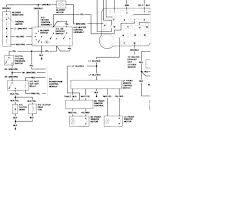 94 ford ranger radio wiring diagram 1994 explorer fuel gauge issues