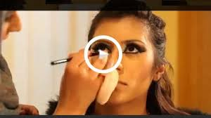 bridal makeup and hairstyle video tutorial