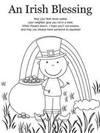 Irish Coloring Pages Coloring Pages For Free Pinterest St