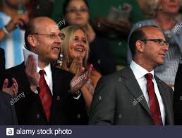 Joel Glazer High Resolution Stock Photography and Images - Alamy