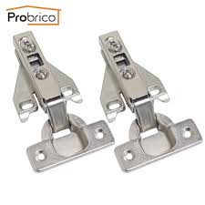 Probrico Face Frame Kitchen Cabinet Hinges Iron Chhs09ga Furniture