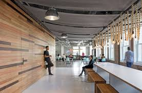office cafeteria. O+A: In Search Of Optimal Office Design Cafeteria