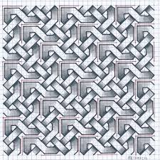 Intricate Geometric Designs Celticknot Knots Celtic Geometry Symmetry Handmade