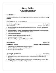Massage Therapist Resume Examples Enchanting Discreetliasons 48 Free Massage Therapist Resume Templates