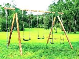 diy wooden swing set plans free homemade under ideas pleasant times big backyard repair build kid diy metal swing set plans wood baby