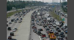 the worst traffic jams ever photos of politico  advance for weekend 1 file heavy traffic flows