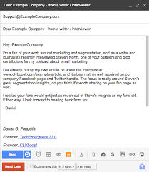 example of email 1 to 1 email copywriting examples that get results clvboost