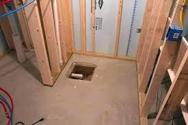 adding a bathroom to a basement cost to add bathroom in basement cost to add bathroom