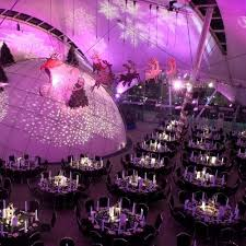 Bring a party to a party! Whether you want a private or shared Christmas  party, at Dynamic Earth it is an unforgettable experience.