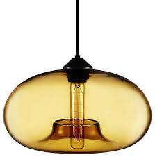 amber pendant lighting. aurora modern pendant amber contemporarypendantlighting lighting
