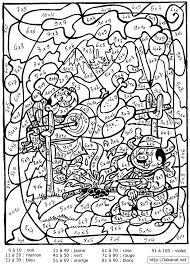 Coloriage Magique Maths En Ligne L L L