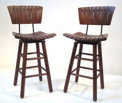 bar stools decorative wooden bar stools with backs wood stool back plans that swivel black australia
