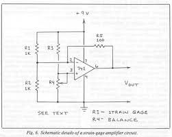 the strain gage is an electronic transducer that senses physical noise can also be induced into the strain gage s wire leads particularly if they re long these problems can be prevented by using shielded cable and by