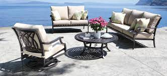 patio furniture by collection