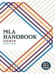 Mla Handbook 8th Editionpdf Plagiarism Citation