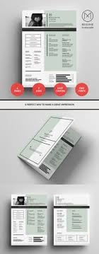 Graphic Resume Templates 50 Best Resume Templates | Design | Graphic Design Junction