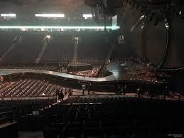 Bridgestone Arena Section 107 Concert Seating