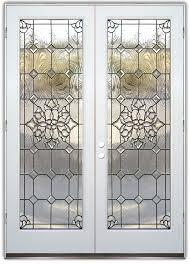 glass front doors beveled glass white frame beautiful bevels door