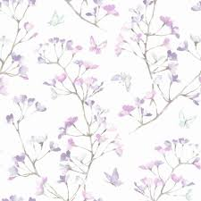 York Wallcoverings Watercolor Branch ...
