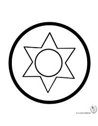 Disegno Mandala 10 Disegni Da Colorare E Stampare Gratis Per