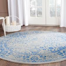 4 foot diameter round rug designs