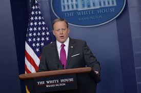 spicer denies trump leaked his own tax returns slams desperate spicer denies trump leaked his own tax returns slams desperate nbc news
