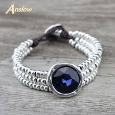 Выгодная цена на silver rope bracelet — суперскидки на silver ...