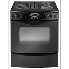 slide in electric range with downdraft. Perfect Downdraft Slide In Downdraft Electric Range Jes9750aab From Jenn Air Inside Ideas 5 With O
