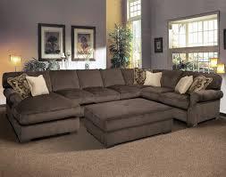 best 25 large sectional sofa ideas only on large pertaining to brilliant household sectional sofa with oversized ottoman prepare
