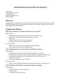 Excellent Fresher Back Office Resume Format Photos Entry Level