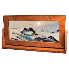 moving sand art picture xlarge arctic glacier clear alder