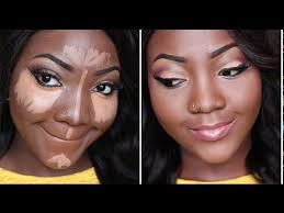 foundation contour and highlight makeup tutorial