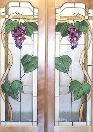 painted glass doors cabinet doors with g motif painting sliding glass doors aluminum painted glass doors