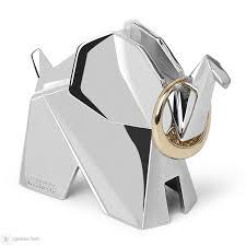 1010005-158 Umbra серии 0 - <b>держатель для колец origami</b> слон ...