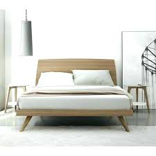 modern king bed frame. Contemporary Platform Bed King Size Frame Modern N