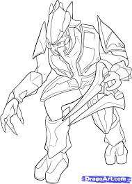 Small Picture halo Drawings Bing images Coloring pages for Adults