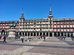Ayuntamientos de Madrid