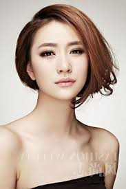 These are soft, feminine bangs that can fall right for bangs like this, keep your hair short or long, but make sure it's free of frizz and smooth. Short Hairstyles For Asian Ideas About Asian Short Hair On Pinterest Brown Eyes Asian Short Hair Short Hair Styles Short Hair Styles For Round Faces